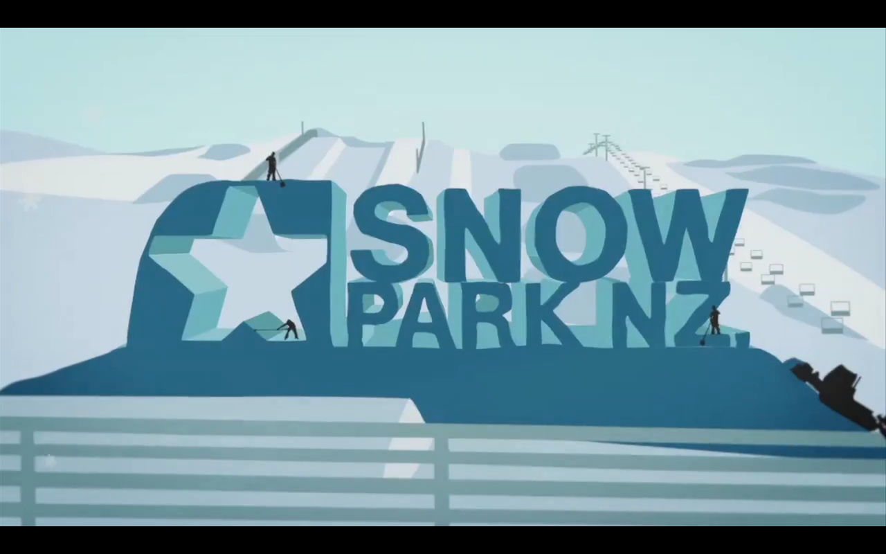 Park Lap @ Snowpark with Christy Prior