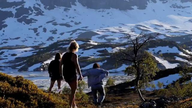 Norwegian Adventure on Motorbikes