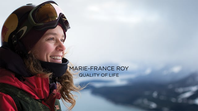 Marie-France Roy: Quality of Life