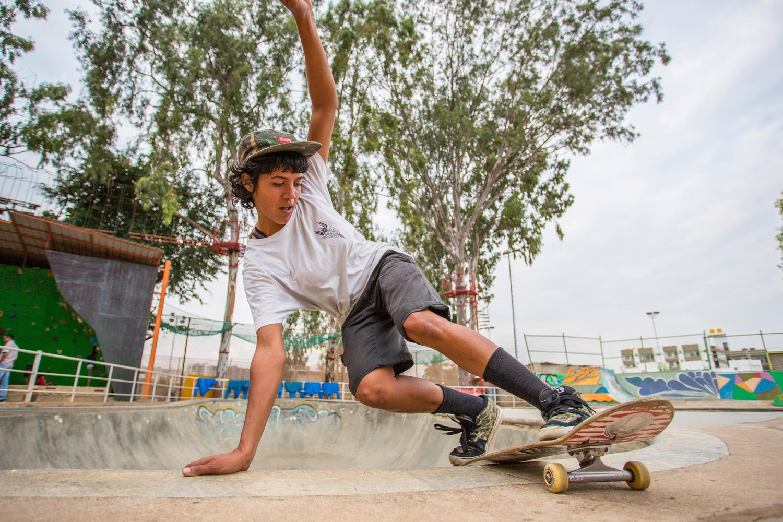 Atita Verghese: India's first female skateboarder