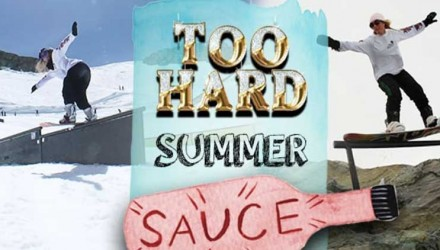 Too Hard Summer Sauce