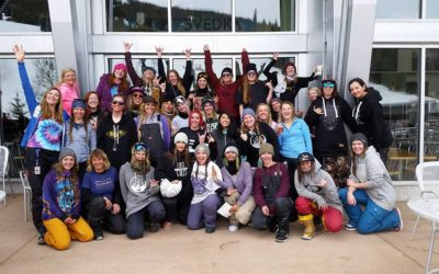 Ladies' Day at Copper Mountain