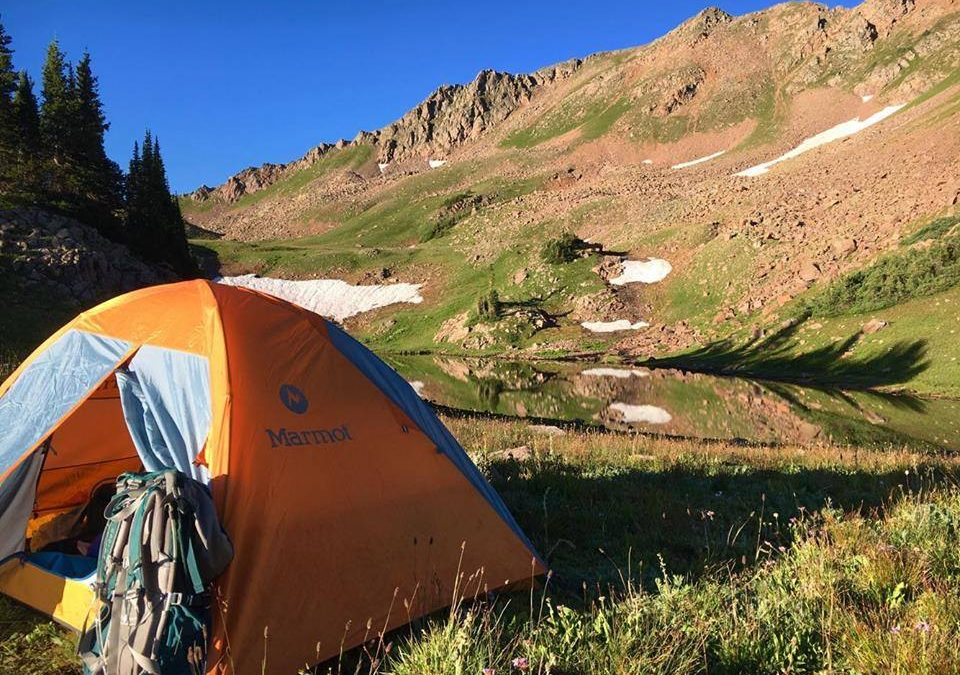 Extra Miles :: Hiking Eccles Pass