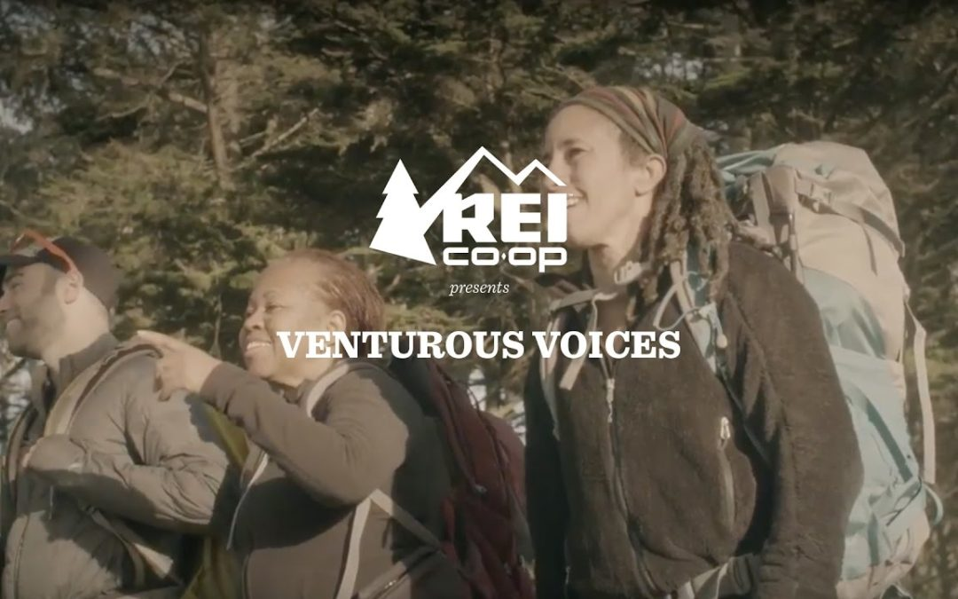 Venturous Voices: THE RISE OF THE OUTDOORSY FEMALE ENTREPRENEUR