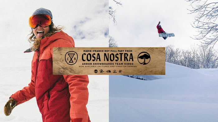 Arbor's Cosa Nostra: Marie-France Roy's Full Part