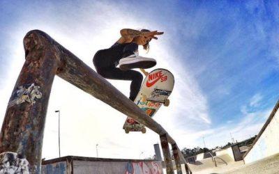 Leticia Bufoni Skate Part 2017