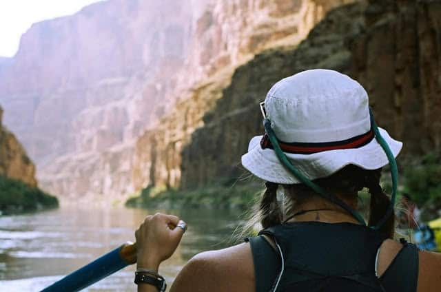 Rafting the Grand Canyon: A trip of a Lifetime