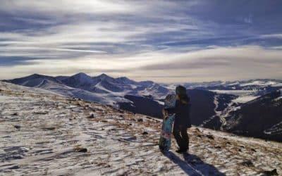 Into the Mountains We Climb