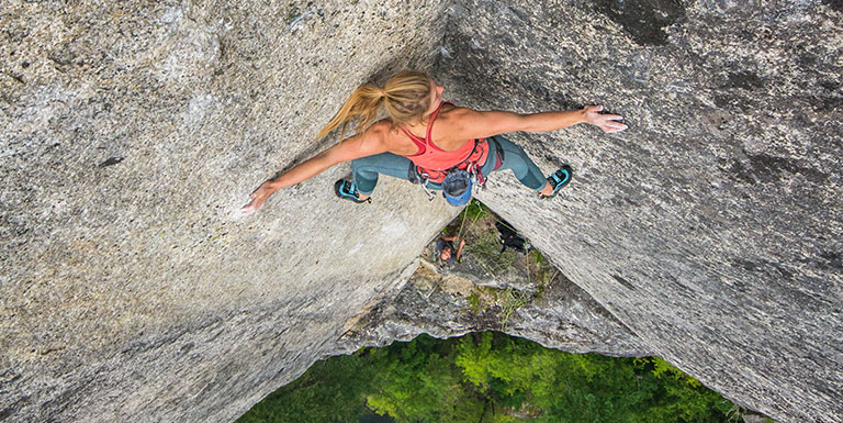 Hazel Findlay: First Ascent of Tainted Love (5.13d)