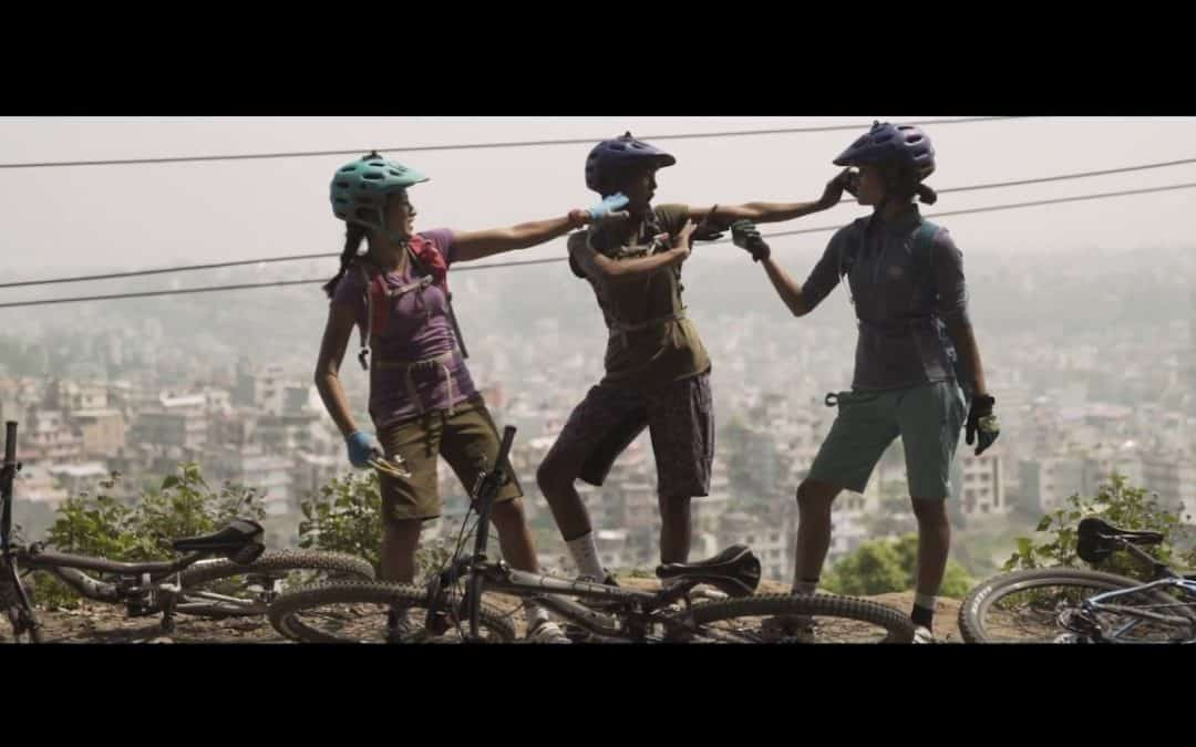 NEPALI WOMEN FIND FREEDOM WITH MOUNTAIN BIKES