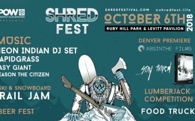 ShredFest, CO 2018