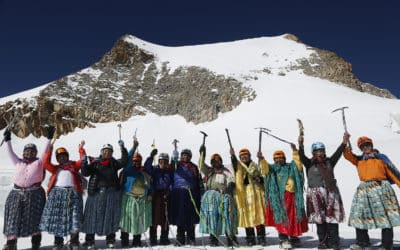 The Climbing Cholitas of Bolivia
