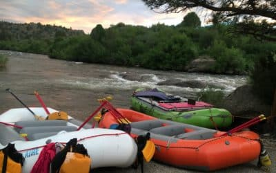Women in White Water: An Overnight Journey