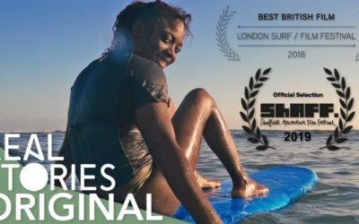 Real Stories: Surf Girls Jamaica