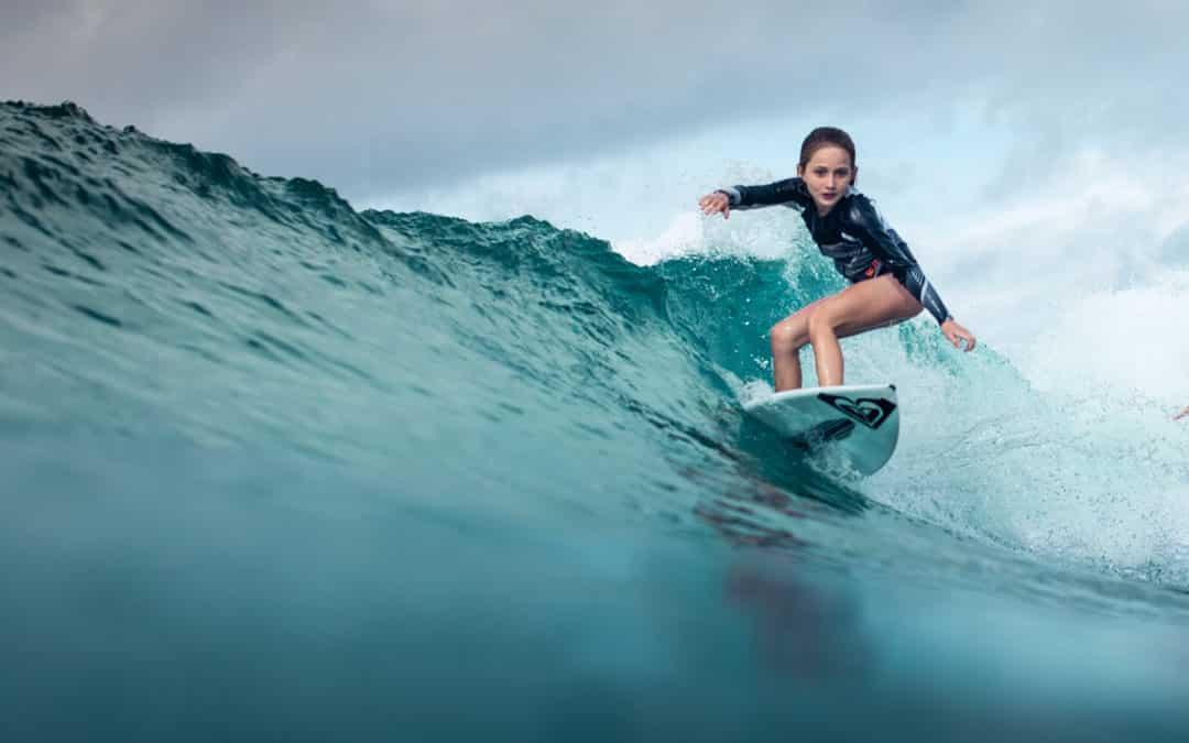 Sierra Kerr is a Surfing Powerhouse at Age 12