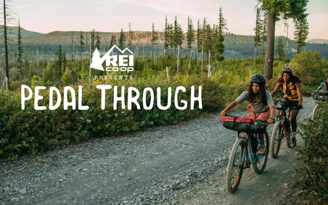PEDAL THROUGH from REI