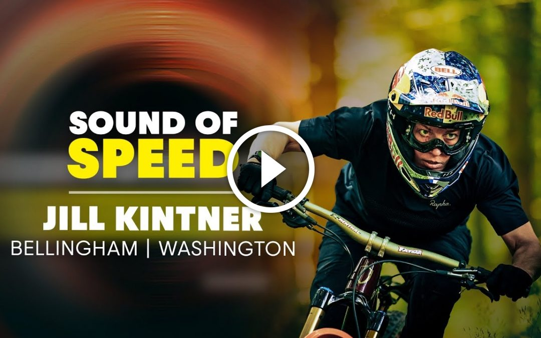SOUND OF SPEED: Jill Kintner is fully pinned
