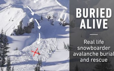 Buried Alive from Jones Snowboards